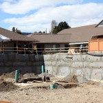 Rykon Commercial Building - Baptist Housing Project - Construction