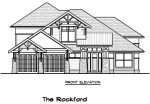 The Rockford - Custom Home Floor Plan 1