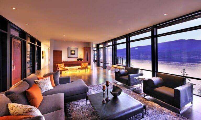 Sheerwater - Sitting room