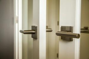 The Cambridge - Custom Home Floor Plan Door Handles