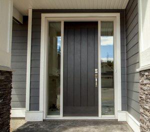 The Cambridge - Custom Home Floor Plan Entryway