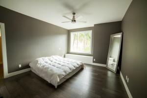 The Cambridge - Custom Home Floor Plan Bedroom