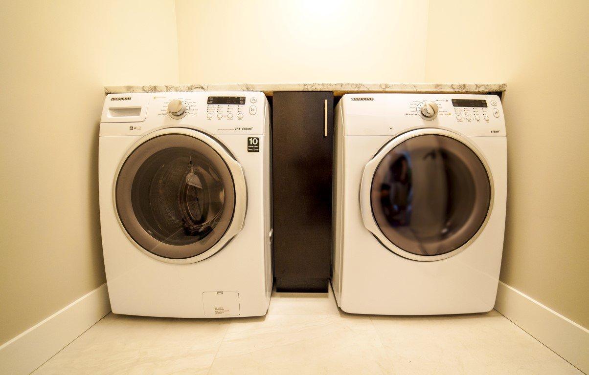The Cambridge - Custom Home Floor Plan Laundry
