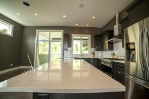 The Cambridge - Custom Home Floor Plan Kitchen