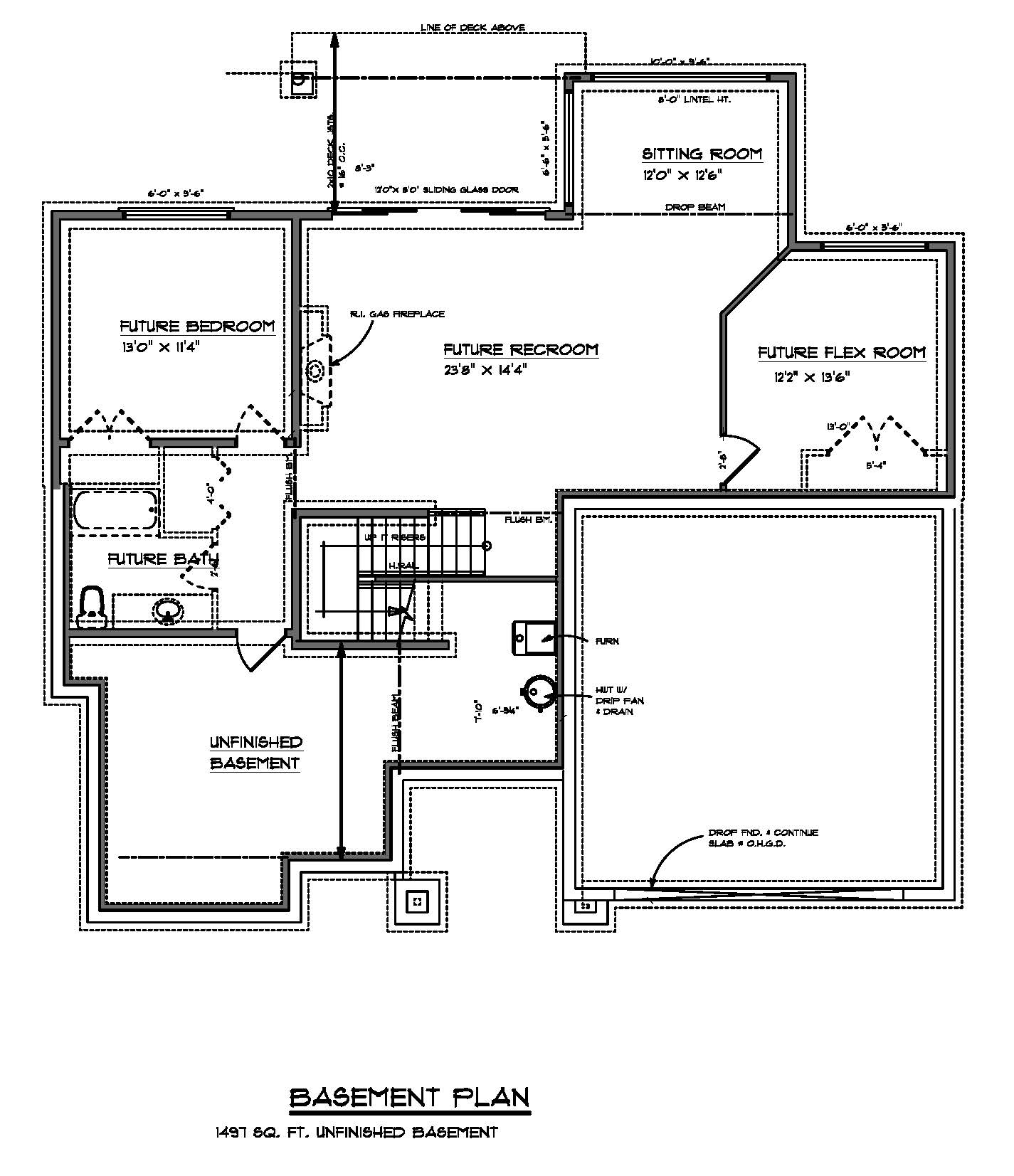 The Cypress - Custom Home Floor Plan 4