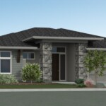 The Cypress Exterior Rendering