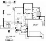 The Edge - Custom Home Floor Plan 2