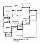 The Prestwick - Custom Home Floor Plan 2
