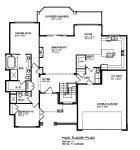 The Prestwick - Custom Home Floor Plan 3