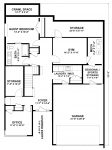 The Serenity - McKinley Beach - Custom Home Floor Plan 2