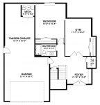 The Solitude - McKinley Beach - Custom Home Plan 1