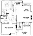 The Solitude - McKinley Beach - Custom Home Floor Plan 2