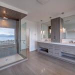Glassy Bathroom