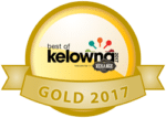 Best of Kelowna - Gold Award