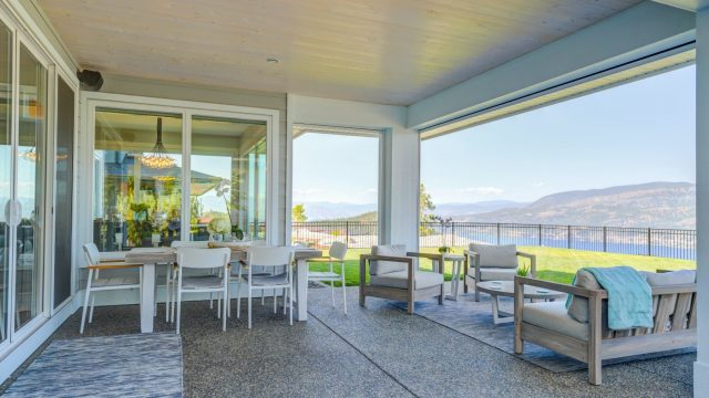 Austin & Andrea, Lot 71 (17), Outdoor Living with Lakeviews