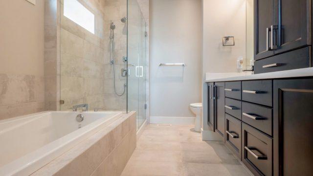 Begley - Forest Edge - Wilden (16), Custom Bathroom