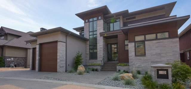 Crystal Waters - Stein (1) - Custom Home front exterior