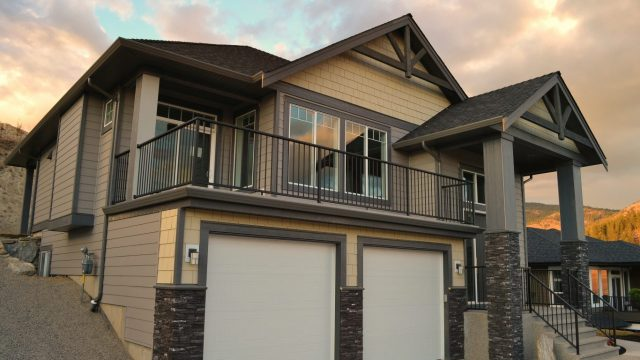Finished Custom Home - Prospects - Black Mountain
