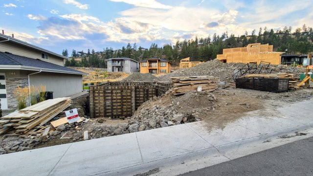 Echo Ridge Lot 47, Foundation Prep