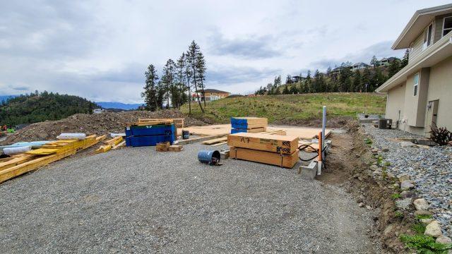 Echo Ridge Lot 49, Back-Filled, Ready For Framing