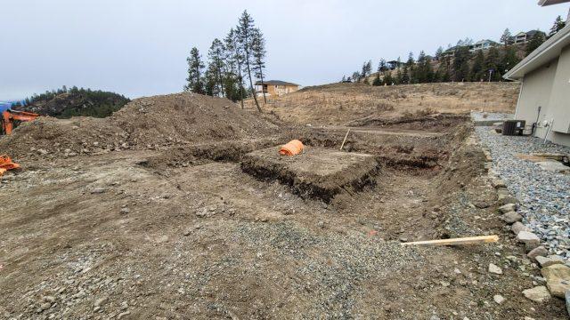 Echo Ridge Lot-49 - Lot Prep
