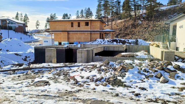 Echo Ridge Lot-56 - Foundation Done