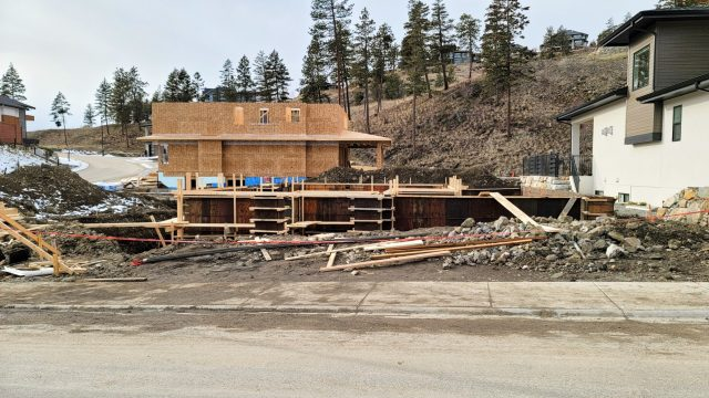 Echo Ridge Lot-56 - Foundation Forms