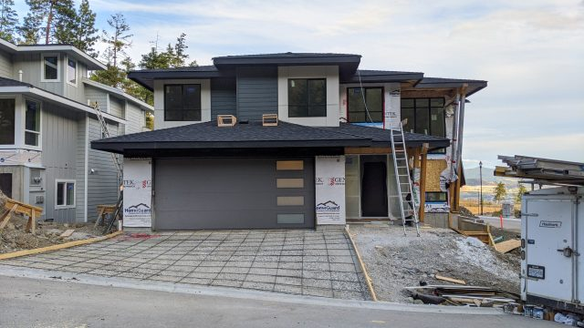 Echo Ridge Lot-88 - Driveway Prep