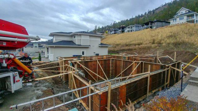 Forest Edge, Wilden Foundation Preparation