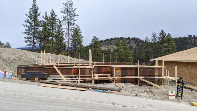 Hidden Lake Lot-10, Foundation Prep