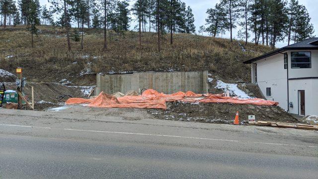 Hidden Lake Lot-6, Foundation Done