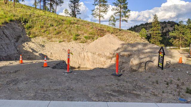 Hidden Lake Lot 8 Excavating