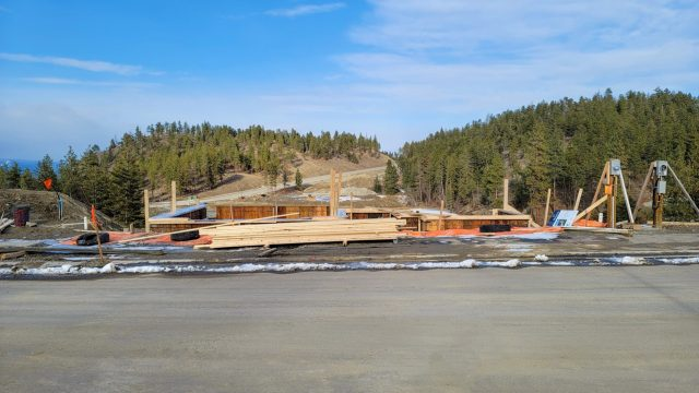 Hilltown Lot-3 - Foundation Forms Done
