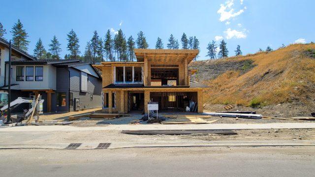 Hilltown Lot-9, Roofing Done, Windows Next!