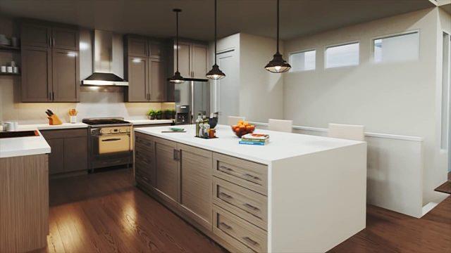 Kestrel Ridge - Show Home Main Floor Walkthrough