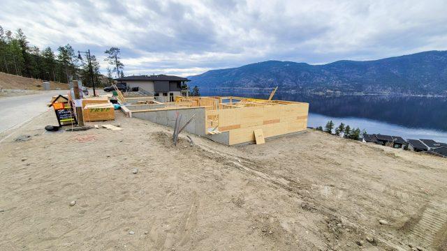 McKinley Beach Lot-10S4 - Framing Going Well