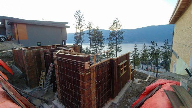 McKinley Beach - Lot 5's Foundation is Prepared! (1)