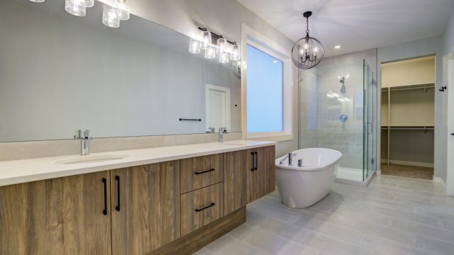 McKinley Beach Lot 7 - Master Bathroom