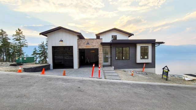 McKinley Beach Lot 9s5s, Beautiful Exterior Completed