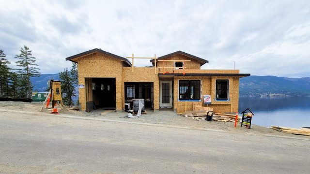 McKinley Beach Lot-9s5s - Windows and Doors Are In