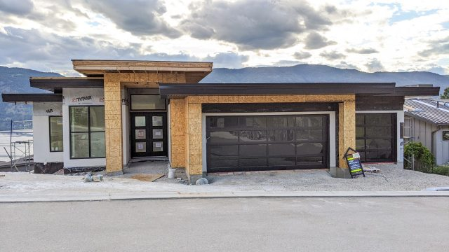 McKinley Beach Lot17 Garage Doors In