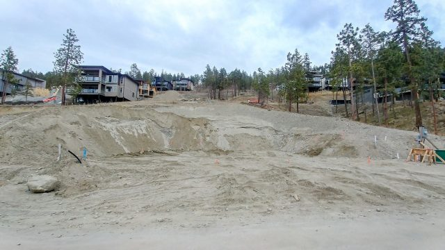 McKinley Beach Lot50S2, Lot Preparation