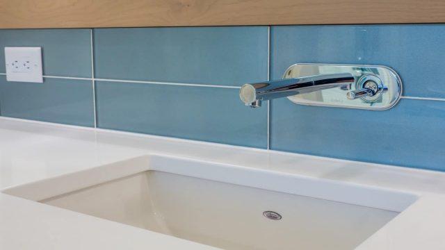 Bathroom Faucet McKinley Beach - Show Home - Custom Home (30)