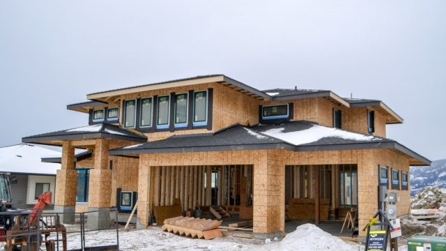 Red Sky Court Lot 37, Roof Done, Interior Next
