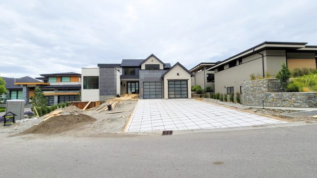Red Sky Court Lot 75 – Driveway Prep