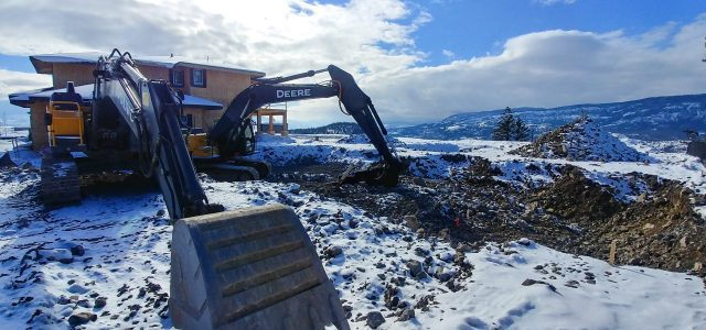 Red Sky Place Lot 38, Ground Construction