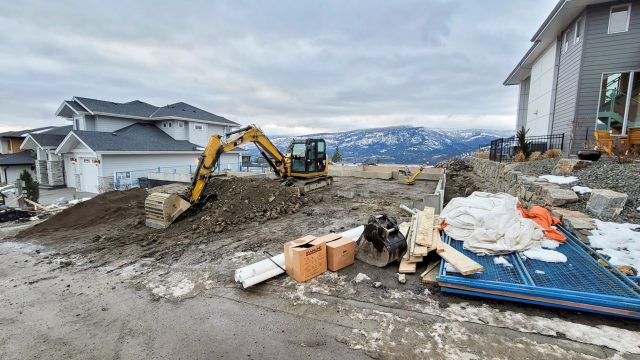 Rocky Point - Lot-67 - Backfill Completed
