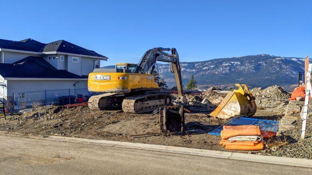 Rocky Point Lot-67 - Lot Preparation
