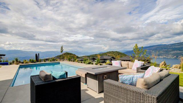 Rocky Point Wilden, Lozinski (34), pools with a view