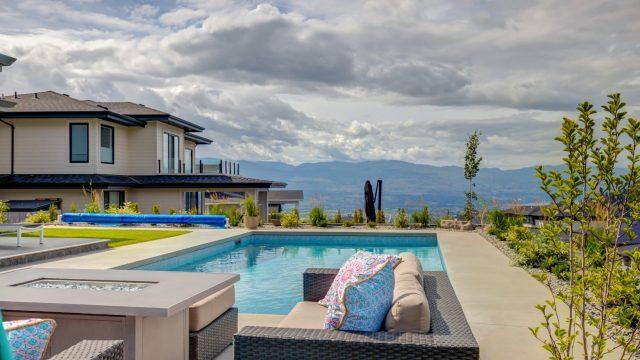 Rocky Point Wilden, Lozinski (35), Pools with a view